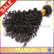Unprocessed Wholesale Cheap Malaysian Hair Afro Kinky Weft