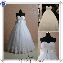 RSW405 Lace Wedding Dresses For Pregnant Brides
