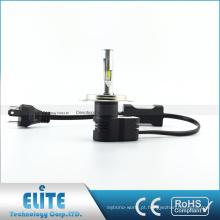 O CE ROHS T5 H4 H13 9004 9007 altera a luz dobro tudo em um carro conduziu as peças do farol