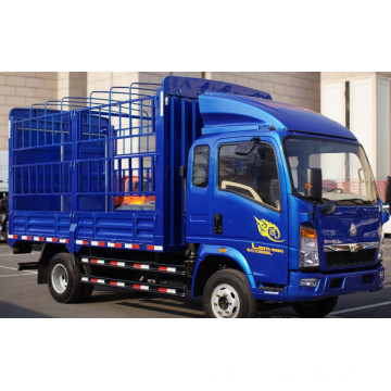 Sinotruk HOWO 4*2 16 Ton Light-Duty Stockade Truck