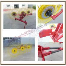 Сельскохозяйственные машины сено грабли для трактора Sjh