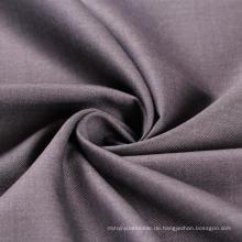 Polyester Rayon Viskose Stoff T / R Satin Stoff