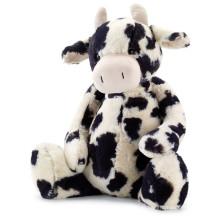 Plüsch Spielzeug Kuh Schwarz & Weiß Gefüllte Tier Plüsch Kuh