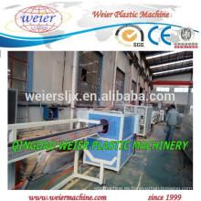 20 a 63mm de diámetro de la máquina de la pipa del HDPE PP PPR