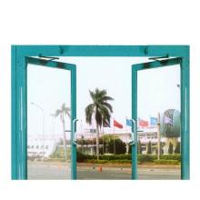 Автоматическая распашная дверь с функцией Push & Open