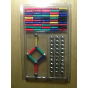Magnetic intelligence-development toys