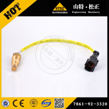 Thermocouple 7861-92-3320 WA470-3 komatsu wheel loader parts