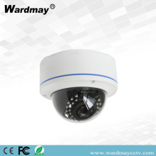 H.265 2.0MP Deteksi Wajah IR Dome IP Camera