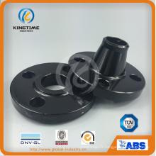Acier au carbone forgé 300lbs collet avec TUV (KT0312)