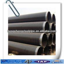 Acero al carbono Q235 tubo de acero soldado