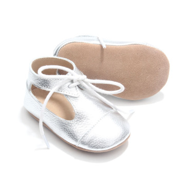 Summer Baby Sandal Suede Single Shoes For Girls