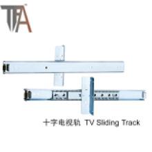 Montaje de muebles de TV deslizamiento de cierre suave bajo el amortiguador deslizante montado