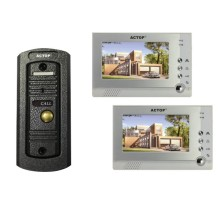 Sistema Home Video Intercom cablato