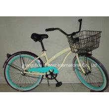 26′′ Ladys Alloy Beach Cruiser Bike