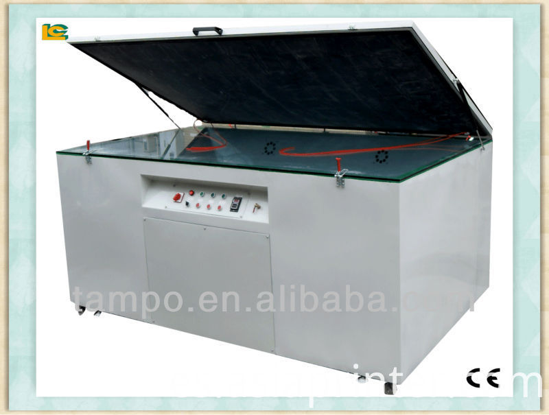 silk screen frame exposure machine