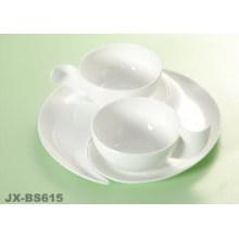 Porcelain Breakfast Tray
