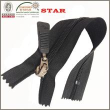 Leather Jacket Nylon Zipper (#5)