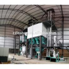 Línea de producción de pellets de alimentación animal más vendido Szlh320