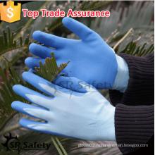 Защитные перчатки SRSAFETY высокого качества / перчатки латексные латексные латексные перчатки / сапожные перчатки / изготовлены в Китае