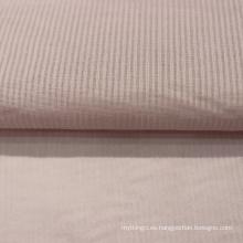 Tela de mezclilla dobby 100% algodón orgánico personalizado barato
