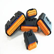 Водонепроницаемый герметичный разъем MX23A для мотоциклов местного автоматического блока управления двигателем