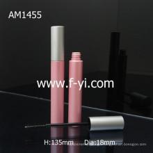Cute Pink Round Wholesale Empty Aluminium Mascara Tube