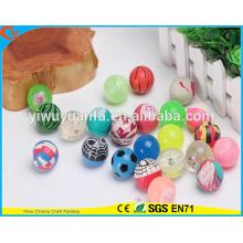 2016 Venta caliente Varios diseño de goma de ojos altos ojos forman bola juguete de rebote para el regalo
