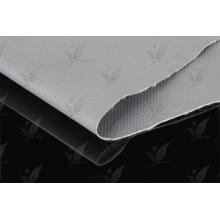 Silikon beschichtetes Glasfasergewebe Grau Farbe