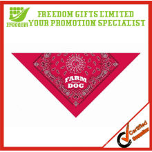 Customized Logo Printed Promotional Bandana