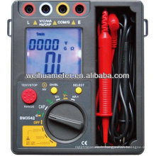 Insulation Tester Digital Insulation Tester Insulation Resistance Tester Voltage Insulation Tester BM3548