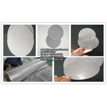 Ламинирование нетканых пленка, Ширина 4м Водонепроницаемый нетканых материалов