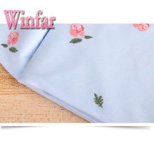 Tissu 100% coton imprimé en coton pour sous-vêtements