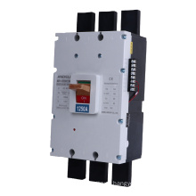 ANDELI AM1 1250M/3300 1000a 1250amp current limiting molded mccb 3p ac the A rating circuit breakers