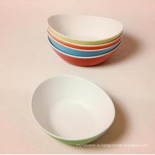 (BC-B1040) Hot-Sell Natural Bamboo Fiber Tableware Bowl