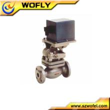 Válvula solenóide de alta pressão de alta temperatura de preço baixo