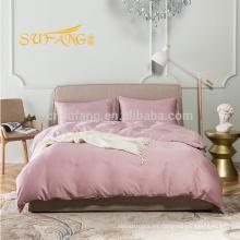 Ropa de cama de bambú / sábanas de bambú 100% / juego de cama de bambú orgainc