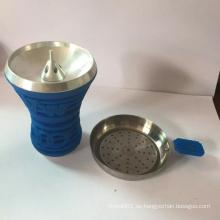 Großhandel Fabrik Preis Huka Shisha Schüssel für Tabak Rauchen (ES-HK-131)