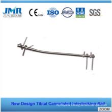 Orthopedic Implant Titanium Nail Femoral Interlocking Nails