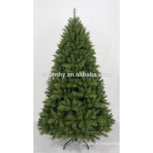 Arbre de Noël traditionnel en sapin artificiel