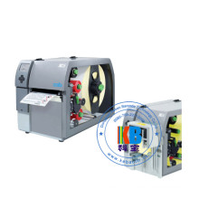 Cab two colors barcode printing thermal transfer two tone color printer