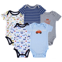 High quality newborn baby unisex romper 100% cotton baby onesie blank kids clothes, infant baby romper jumpsuits