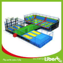 Kids Large Rectangle Trampoline en venta en es.dhgate.com