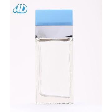 Frasco de perfume transparente 100ml do vidro geado Ad-P1 50ml 25ml
