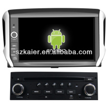 Android System Auto Stero für Peugeot 208 mit GPS / Bluetooth / TV / 3G / WIFI