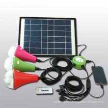 Fábrica de casa solar de la linterna de CE y patente JR-SL988A