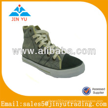 JY-C8611 latest canvas shoes for women