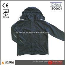 Work Suit Tape Seam Security Waterproof Jacket