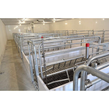 SowChoice Farrowing Floor Nuevos materiales