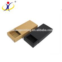 Customized Logo!Blank Drawer Type Custom Retail Storage Packaging Boxes