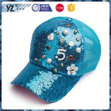 Neue und heiße langlebige 6-Panel Trucker Hut für 2016